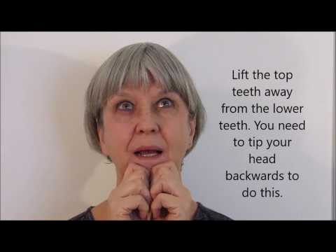 How to Release Tension in the Jaw