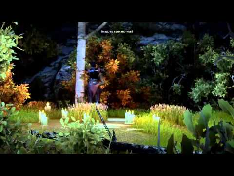 Dragon Age: Inquisition - Of Poetry and Candlelight [Cutscene]