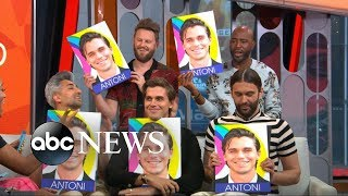 'Queer Eye' Cast Spills The Tea On Each Other
