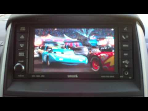 MYGIG DVD PLAYER IN-MOTION! Dodge Chrysler Jeep RER REN - www.oemautopartsco.com -
