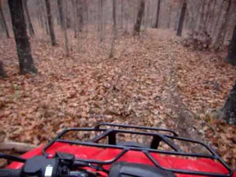 four wheeler trail drag
