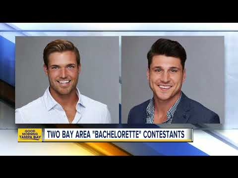 Bay area men look for love on 'The Bachelorette'