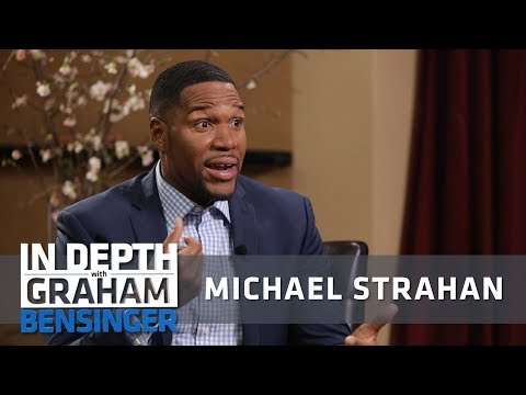 Michael Strahan: Fighting teammates for respect