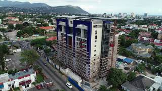 20 South Ave, Kingston, Jamaica  Aerial Survey