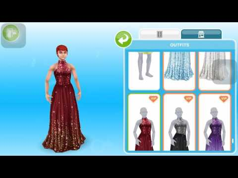The Wedding at The Sims Freeplay