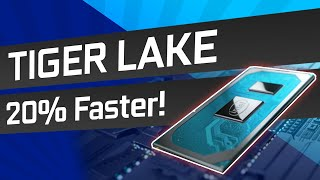 Intel's Tiger Lake Xe Integrated Graphics Beats a 4900HS!