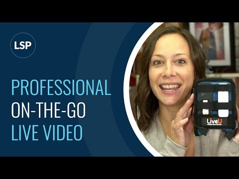 Got Questions about On-the-Go LIVE video and making it professional?