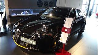 2021 Alfa Romeo Giulietta Speciale 2.0 JTDm - Exterior and Interior - Brunold Automobile Stuttgart
