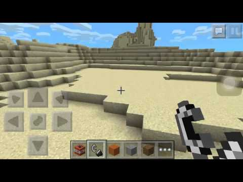 Minecraft PE:Can you you blow up TNT under water?