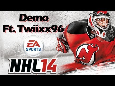NHL 14 Demo, How To Play As A Goalie, Plus Thoughts On Goaltending
