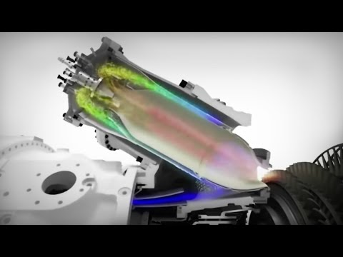 Turbine combustion chamber overview