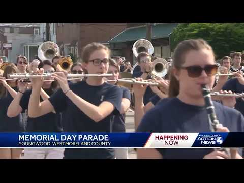 Youngwood Memorial Day parade heads down Lincoln Street