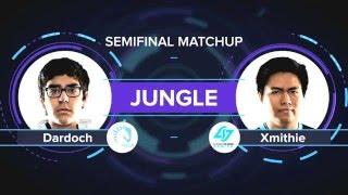 Download [LoL] Head-to-Head: Dardoch vs. Xmithie Video