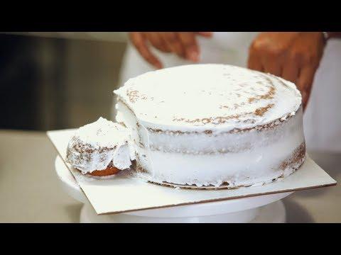 How to Assemble a Ladybug Cake   Birthday Cakes