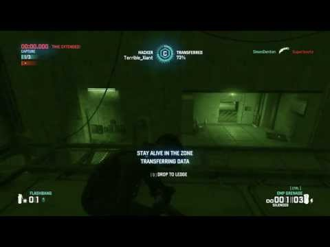 Xiant's SvM Strategy 1: Aggression and Stealth - Splinter Cell Blacklist Multiplayer