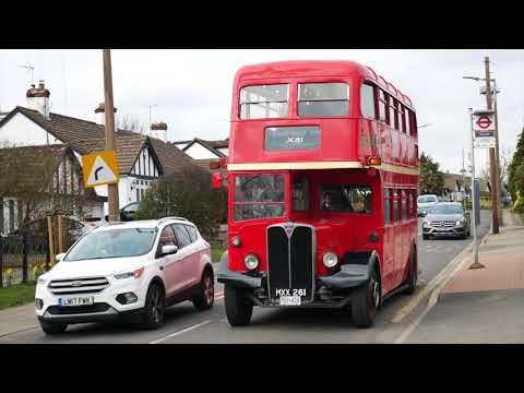 Dartford & Upminster Bus Tour (25th March 2018)