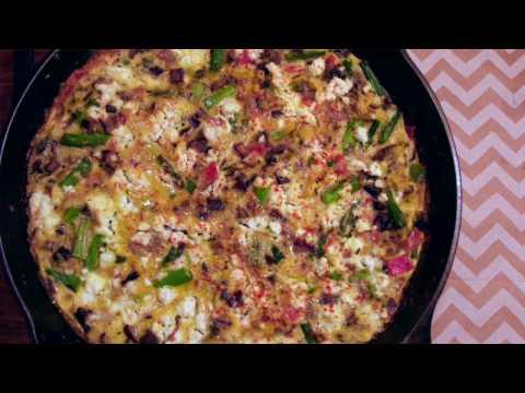 Jaime Isobe's Classic Fritatta