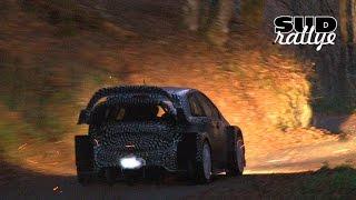 Test Rallye Monte Carlo 2017 - Jari-Matti Latvala (Yaris WRC) (HD)