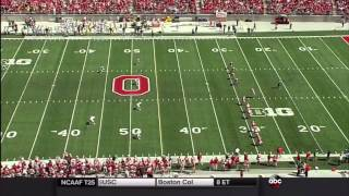 Week 3, 2014 - Ohio State vs. Kent State in 30 Minutes