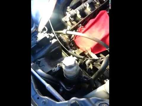 2003 Chrysler Sebring timing belt , head, valves and pulleys change.