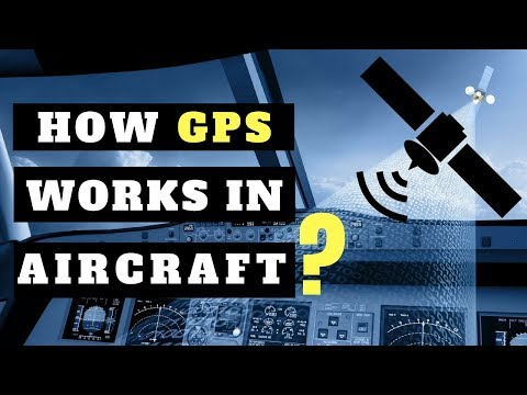 GPS working in Aircraft | GPS Components | GPS location Errors | Principle of operation and DGCA FAQ