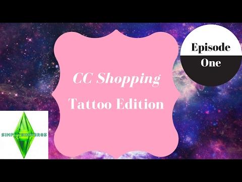 The Sims 4// CC Shopping// #1