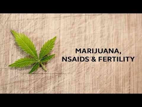 Marijuana, NSAIDs & Fertility