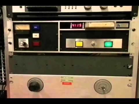 Radio Station Cart Machine Demo