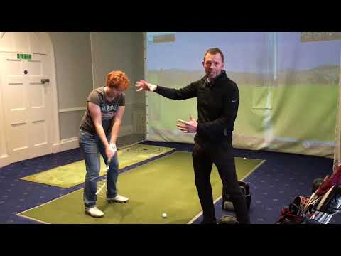 Halesowen Golf Club News Week 3 & Lesson with a Tour Player