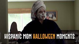 Hispanic Mom Halloween Moments | David Lopez