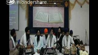 Bhai Manjit Singh Glasgow Part 1 friday - Manchester smagam 2009