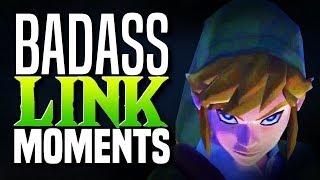 Top 5 Best Link Moments (The Legend of Zelda)