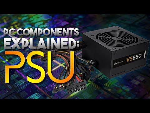 Computer Components Explained: Power Supplies