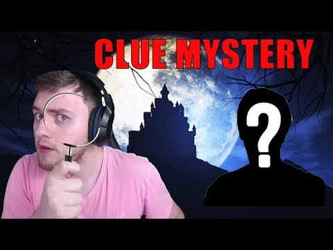 CLUE MYSTERY WITH SSUNDEE AND NICO! WHO DONE DID THE MURDER!?!?!