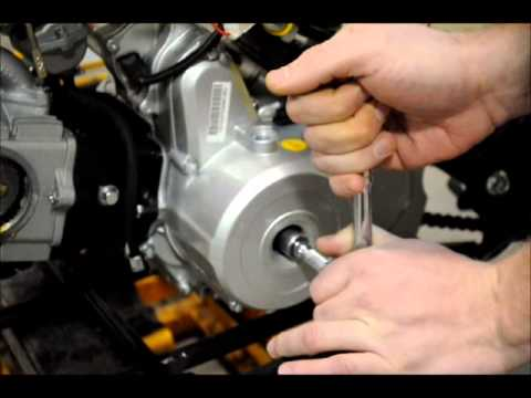 How to Ajdust the Valves on a Chinese ATV Engine   Q9 PowerSports USA