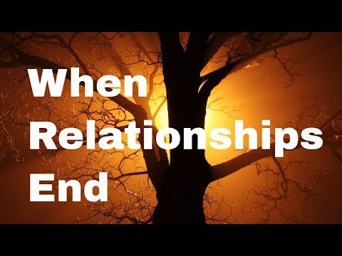 How To Get Over Broken Heart, Relationship Problems Ending When Relationship Ends