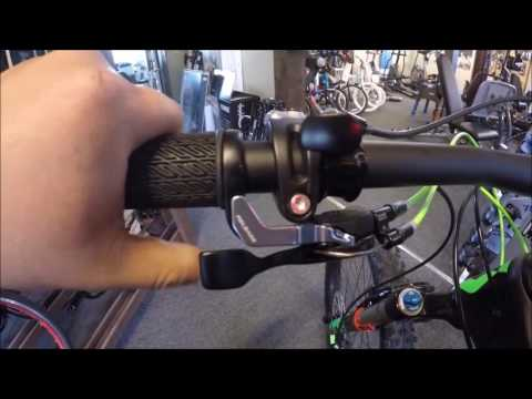 How to use Twinloc on your Scott Full Suspension Mountain Bike