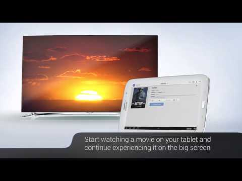 Samsung WatchON: TV and Movie Discovery Made Easy