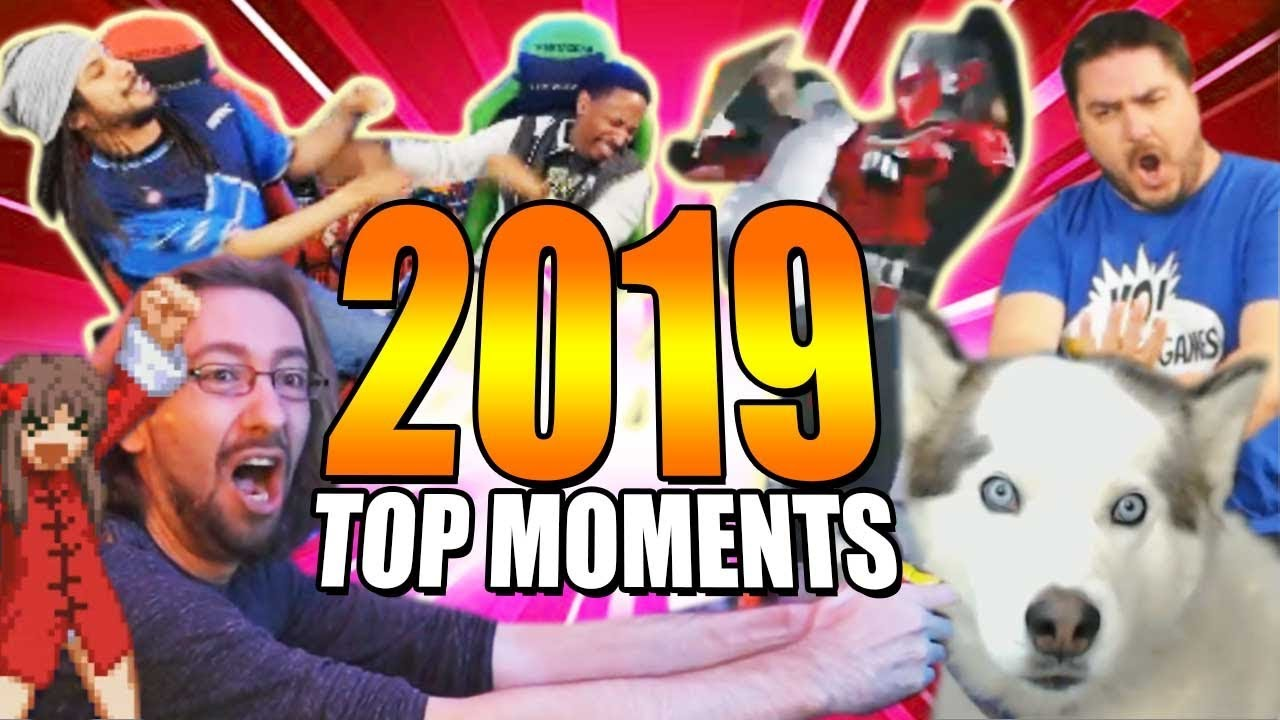 2019 - BEST OF & TOP MOMENTS w/Max & YoVideogames
