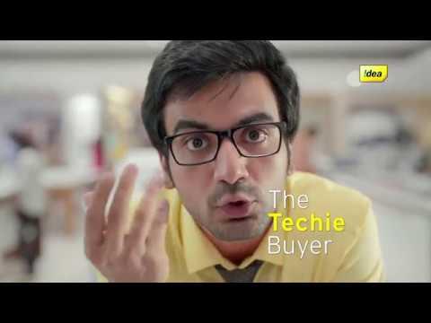 Idea 4G Smartphone Cashback Offer S4