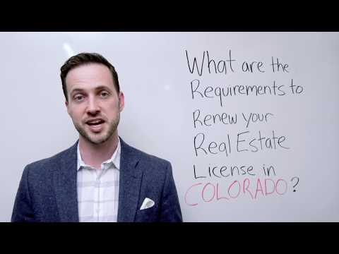 What Are the Colorado Real Estate License Renewal and CE Requirements? - Interact CE