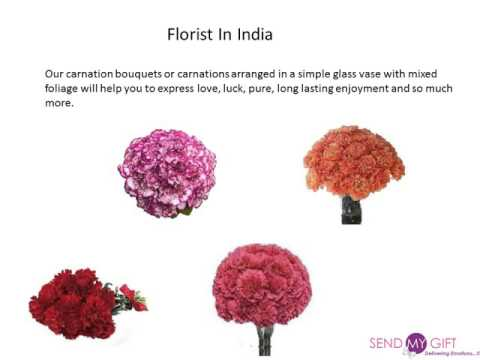 Buy Online Flowers to India   Send My Gift