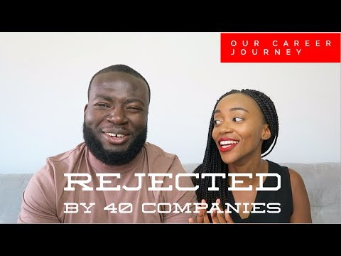 Storytime: Rejected From 40 Companies | Our Career Journey