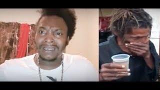 Look What Happened After He Drink It ( 15 Jan 2019 ) Rawpa Crawpa #Vlog