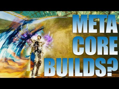 POWERFUL CORE ONLY PVE BUILDS