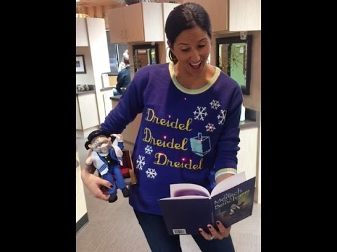 APDO Ugly Holiday Sweater Day 2016