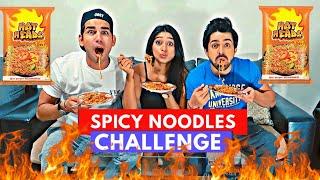 Spicy Noodle Challenge | Rimorav Vlogs