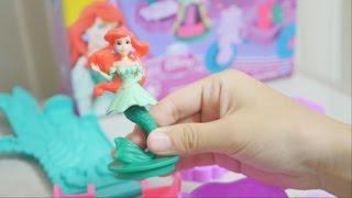 플레이도우 디즈니프린세스 아리엘 공주 언더워터캐슬 (Play Doh Disney Princess Ariel Underwater Castle)