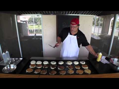 PanCakes on a Griddle Master Griddle Pan