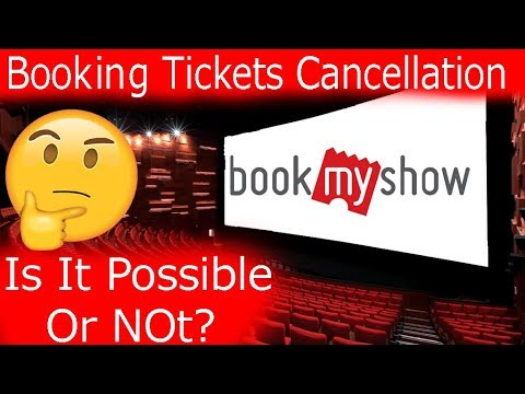 How To Cancel Movie Tickets In Bookmyshow | Is It Possible Or Not? | What's The Cancellation Policy?